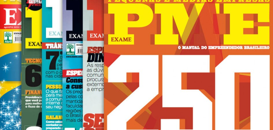 WebmaniaBR® na Exame PME