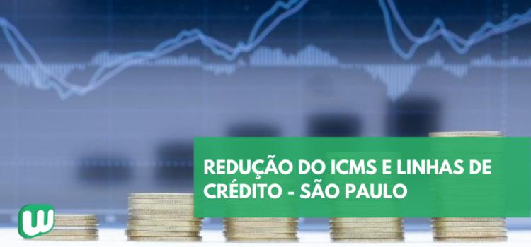 Doria anuncia redução de ICMS e novas linhas de crédito para comércios em SP
