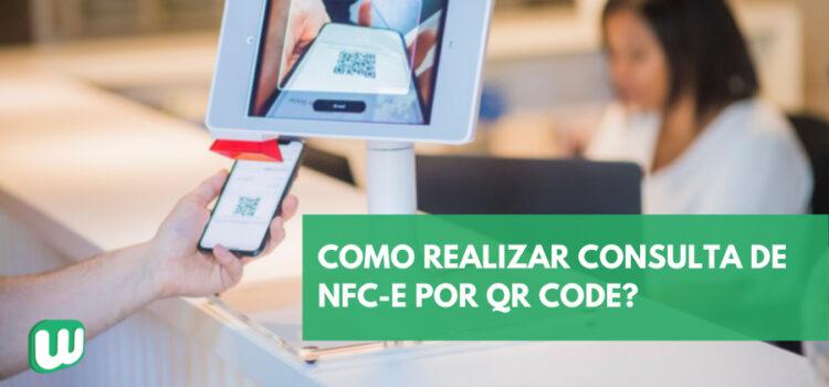 Como realizar a consulta de NFC-e por QR Code?
